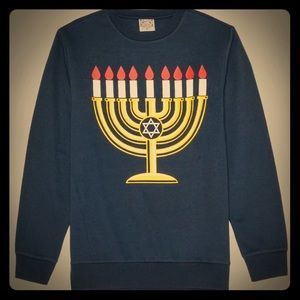 Menorah Sweater